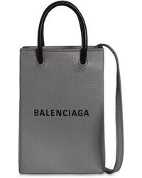 Balenciaga - ショッピング フォンホルダーバッグ - Lyst