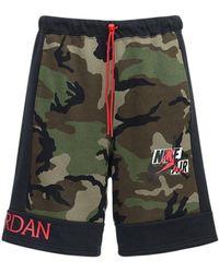 "Nike Shorts ""jordan Jumpman"" In Misto Cotone - Multicolore"