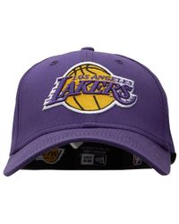 KTZ Бейсболка Nba La Lakers 39thirty - Пурпурный