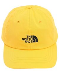 The North Face The Norm コットン野球帽 - イエロー