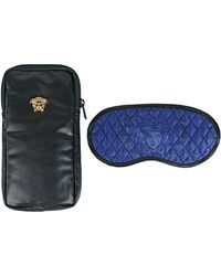 Versace - I Heart Baroque Luxe Eye Mask With Case - Lyst