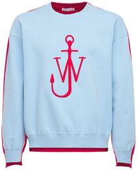 JW Anderson J Anchor ジャージースウェットシャツ - マルチカラー