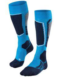 Falke Sk2 Techno Ski Socks - Blue