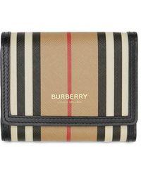 Burberry Бумажник С Полосками Anne Icon - Многоцветный