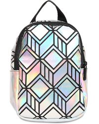 adidas Originals - 3d Iridescent Mini Nylon Backpack - Lyst