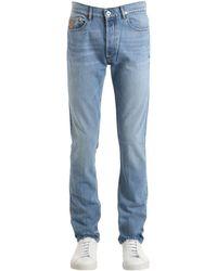 April77 90's Cult Open Deconstruct Slim Jeans - Blue