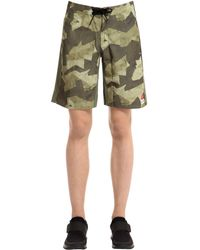 "Reebok Shorts Crossfit ""super Nasty Tactical"" - Verde"