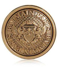 Balmain | Coin Earrings | Lyst
