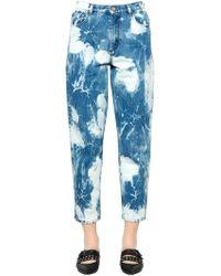 Tommy Hilfiger - 90's Bleached Cotton Denim Jeans - Lyst