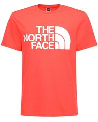 """The North Face Kurzes, Ärmelloses T-shirt """"standard"""" - Rot"""