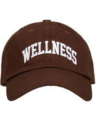 Sporty & Rich Wellness Ivy キャップ - ブラウン