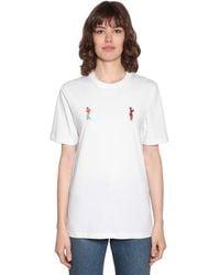 Kirin Dancers ジャージーtシャツ - ホワイト