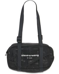 Alexander Wang Wangsport Mini Duffle Bag - Black