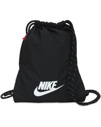Nike - Heritage ドローストリングバックパック - Lyst