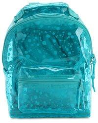 Eastpak 6l Orbit Transparent Backpack - Blue