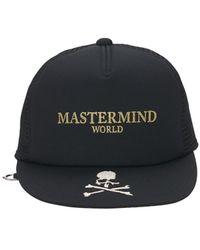 MASTERMIND WORLD キャップ - ブラック