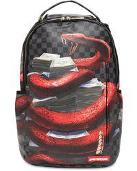 Sprayground Рюкзак Rattle Stacks - Многоцветный