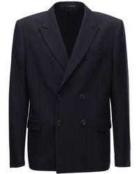 Valentino - ウールジャケット - Lyst