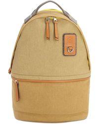 Loewe Eye//nature Tech Backpack - Metallic