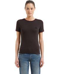 Yeezy Baby Fit コットンジャージーtシャツ - ブラック