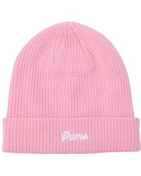 Puma Select - Script Beanie Hat - Lyst