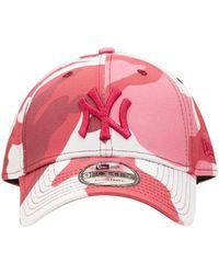 KTZ - Camo Ny Yankees 9forty Baseball Hat - Lyst