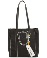 Marc Jacobs 'The Trompe L'Oeil Tag' Shopper - Schwarz