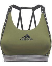 adidas Originals Спортивный Топ Don't Rest - Зеленый