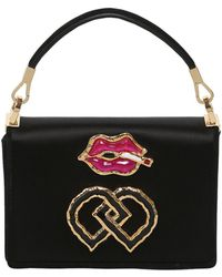 DSquared² Dd Shoulder Bag - Black