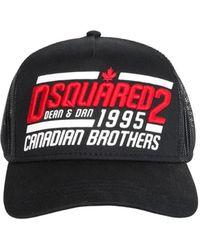 "DSquared² - Gorra De Baseball ""1995 Brothers "" De Lona - Lyst"
