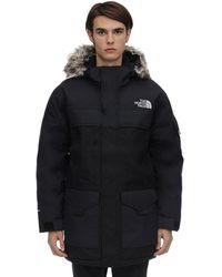 "The North Face Daunenjacke ""mcmurdo2"" - Schwarz"
