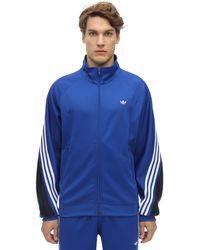 "adidas Originals Sweat-shirt ""3-striped"" - Bleu"