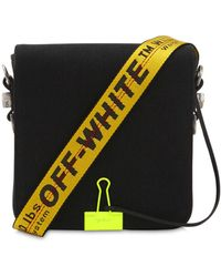 codice promozionale de526 a498f Men's Yellow Industrial Travel Shoulder Bag