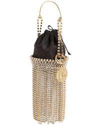 Rosantica Baby Ghizlan Crystal Long Necklace Bag - Mehrfarbig