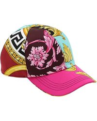 Versace - サテン野球帽 - Lyst