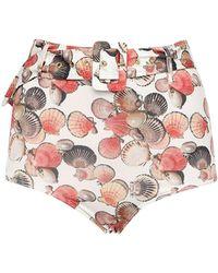 Underprotection Lvr Sustainable Melina Bikini Bottoms - Pink