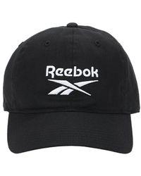 Reebok Te コットンキャップ - ブラック