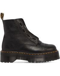 Dr. Martens | 40mm Sinclair Leather Boots | Lyst