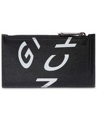 Givenchy Кредитница Из Кожи - Черный