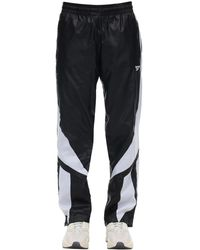 "Reebok Pantaloni ""twin Vector"" - Nero"