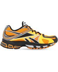 """Vetements Sneakers """"spike Runner 2"""" - Orange"""