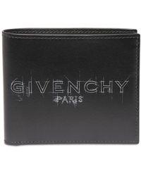 Givenchy Бумажник С Логотипом - Черный