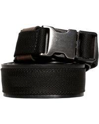 DIESEL - 35mm Webbing & Leather Belt - Lyst