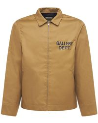 GALLERY DEPT. Montecito Casual Jacket - Natural