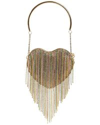 Rosantica Kate Crystal Shoulder Bag W/ Fringe - Mehrfarbig