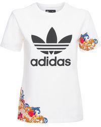 adidas Originals - ロゴtシャツ - Lyst