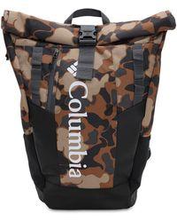 Columbia Convey ナイロン ロールトップデイパック 25l - ブラック