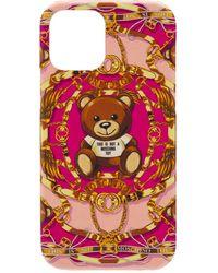 Moschino Чехол Для Iphone 12 Pro Teddy - Многоцветный