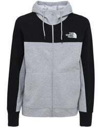 "The North Face Hoodie ""himalayan"" - Grau"