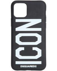 DSquared² Чехол Для Iphone 11 Pro - Черный